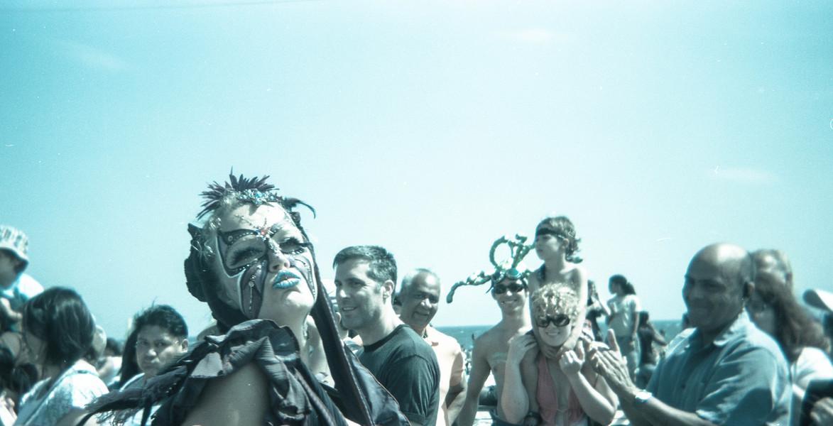 Mermaid Parade, Coney Island, Brooklyn, NY, 2010