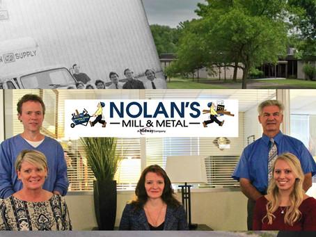 About Nolan's Mill & Metal...