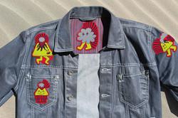Hawaii Valcano Jacket