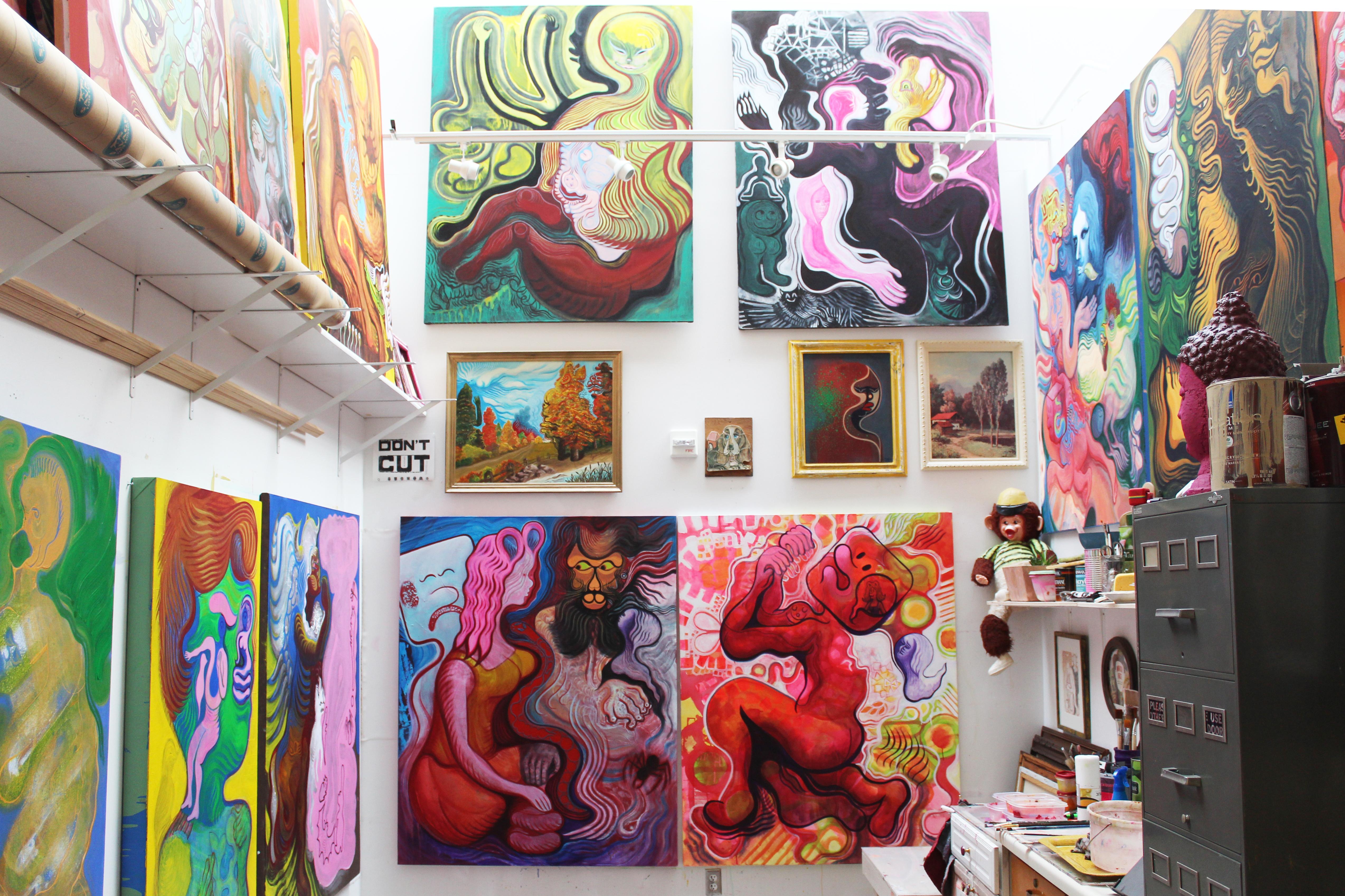 UW studio