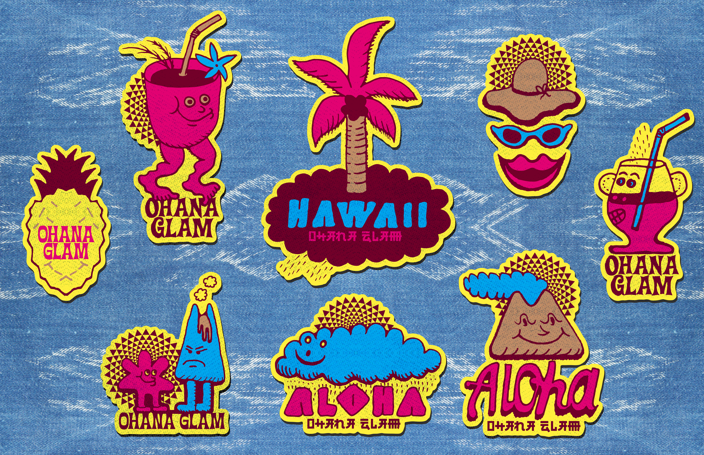 Hawaii Glam