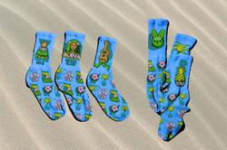 Hawaii Life Socks