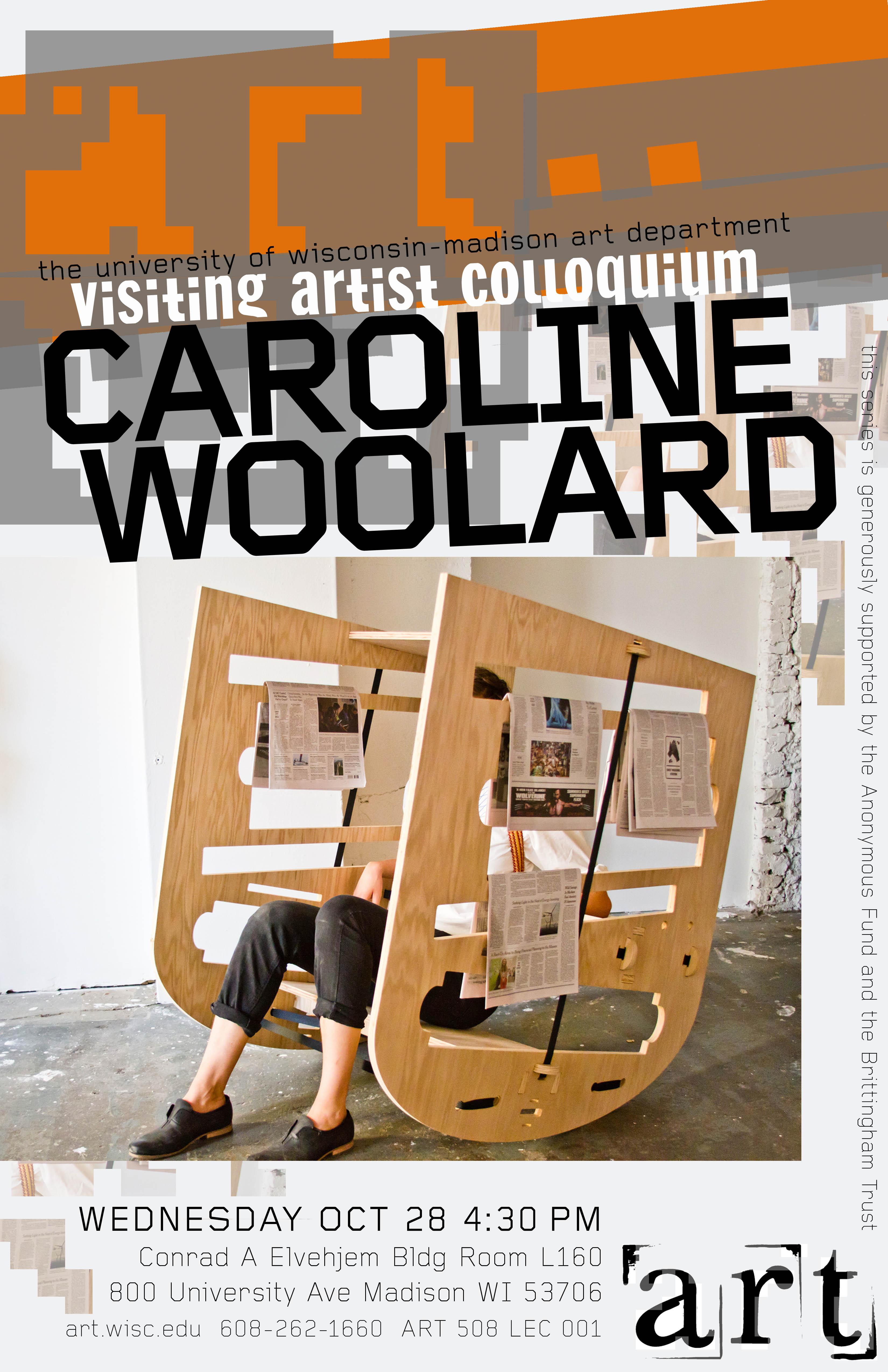 Poster 9 Caroline Woolard