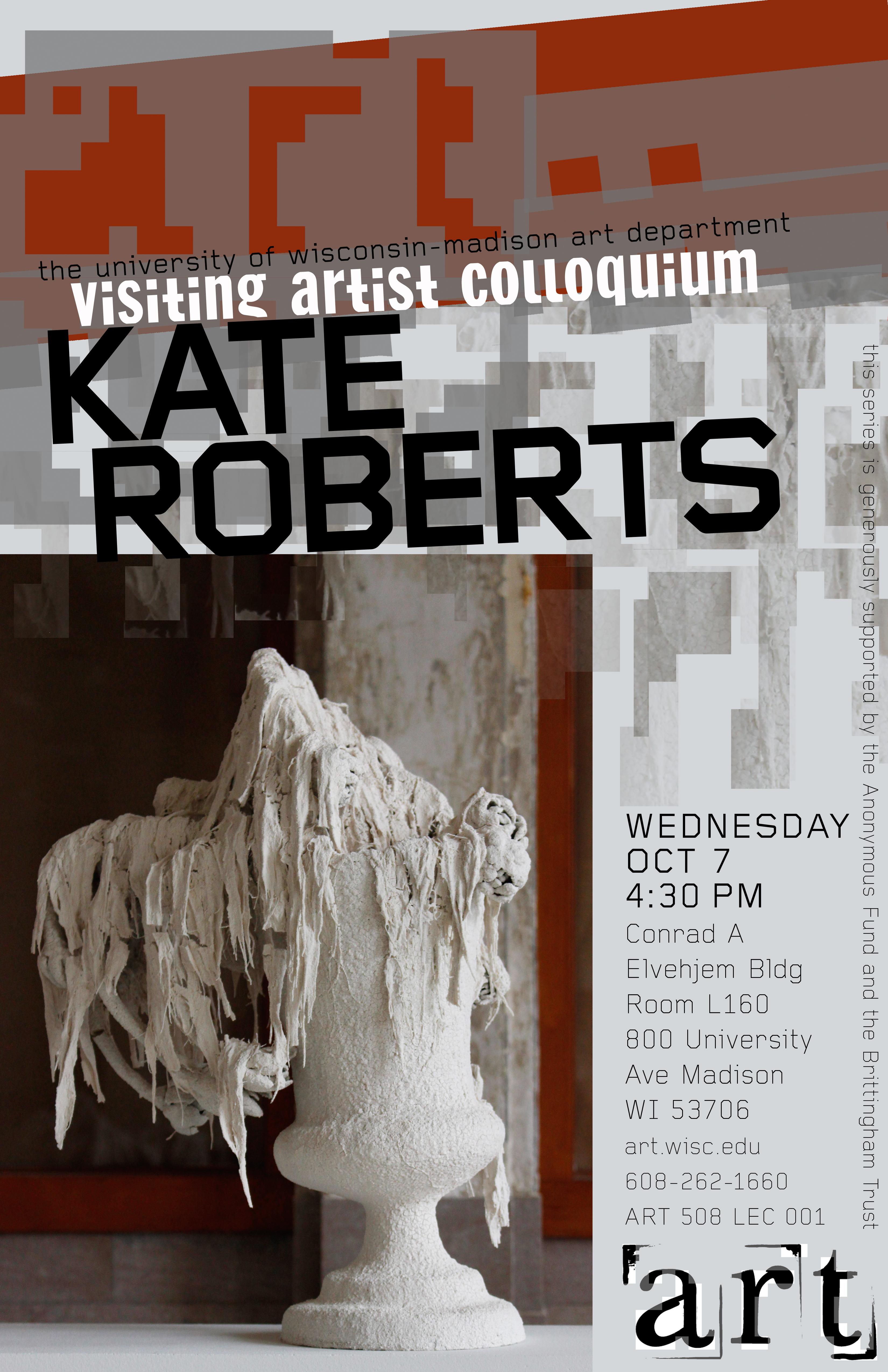 Poster 6 Kate Roberts