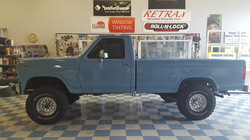 Window Tinting Ford F100