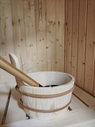Sosnowy Taras Sauna