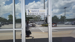 Commercial Tinting and Window Lettering