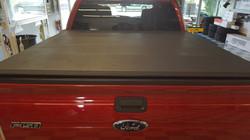 Rugged Tri-Fold Cover Ford F150