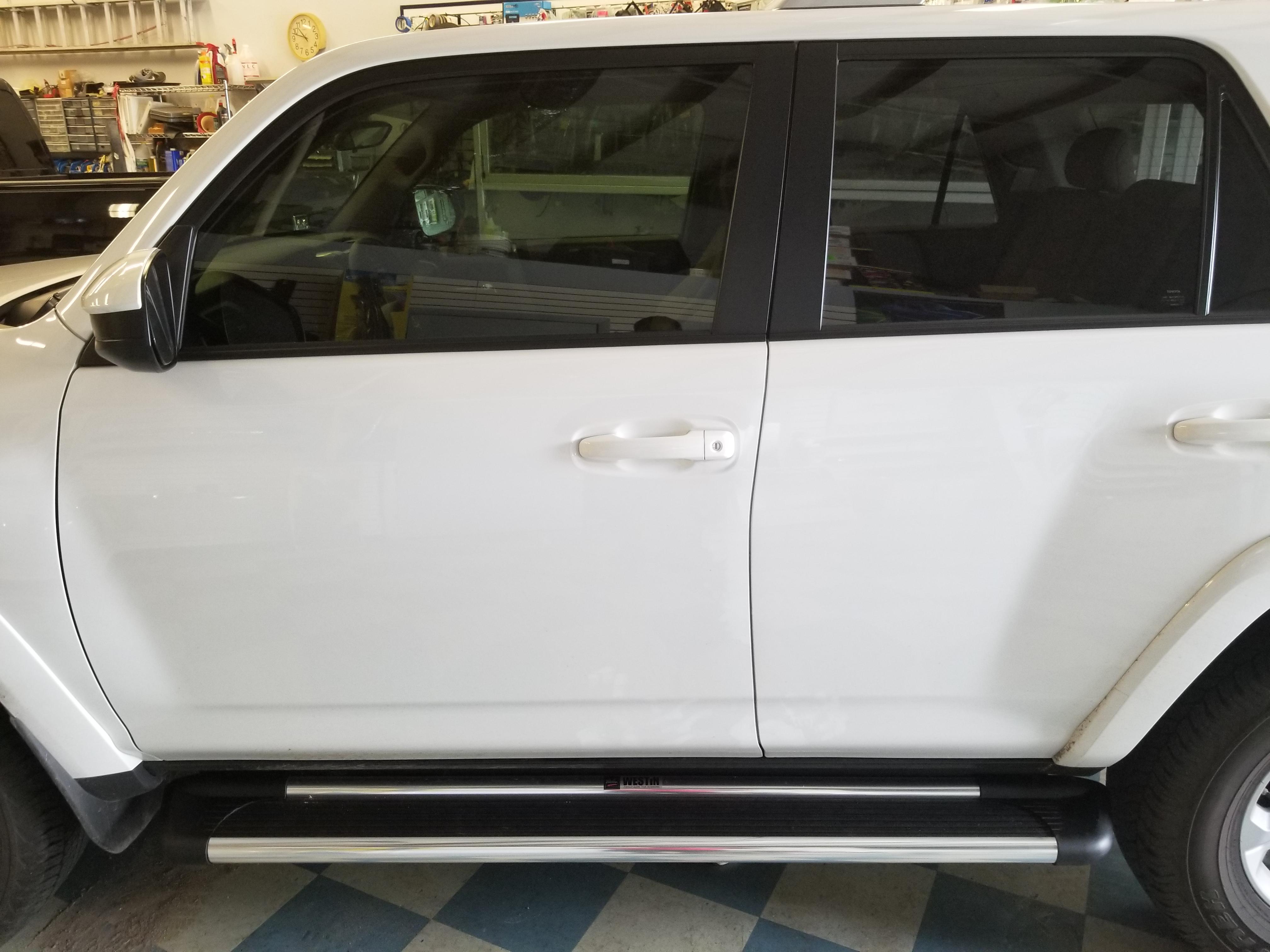 OEM Steps Toyota 4-Runner