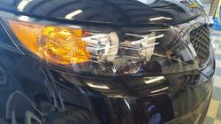 Headlight Assembly Hyundai Santa Fe