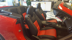 Leather Interior Ford Mustang