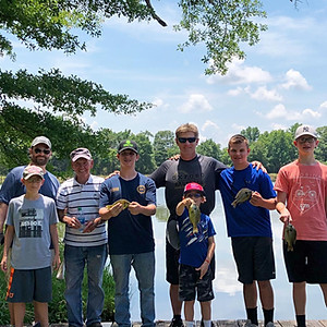 Youth Fishing Trip
