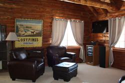 inviting, cozy living area