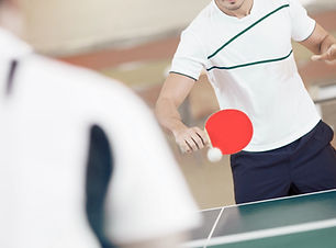 Giocatori Ping Pong