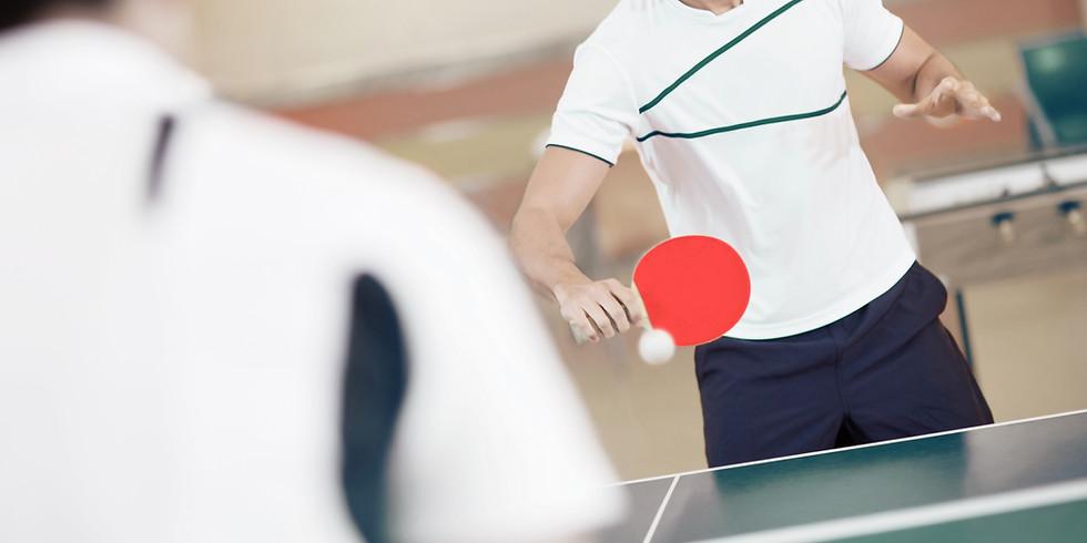 Torneo Relámpago de Ping Pong en el CIC