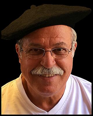 Foto del Pintor A. Feliciano en el año 2017