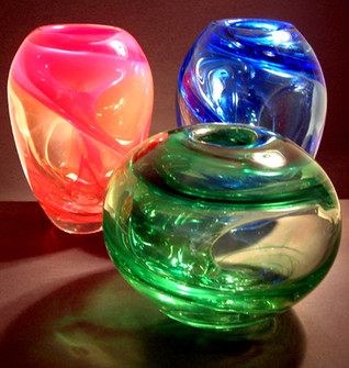 Twist vase.