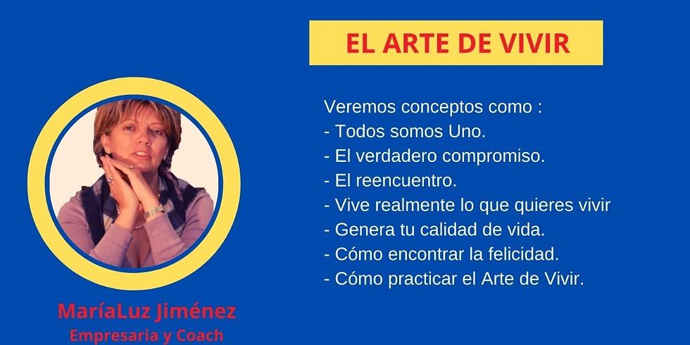 """taller """"El Arte de Vivir"""""""