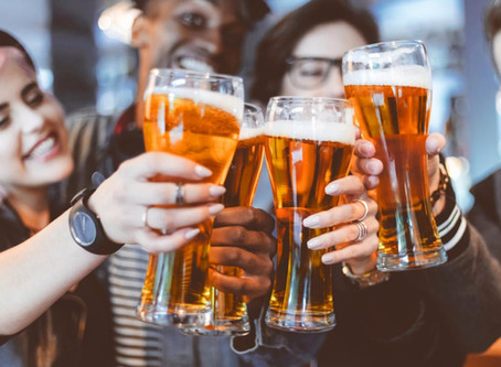 Drinking + Training, What is Alcohol's Impact on our Bodies?