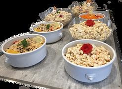 les salades - Traiteur à domicile Nantes