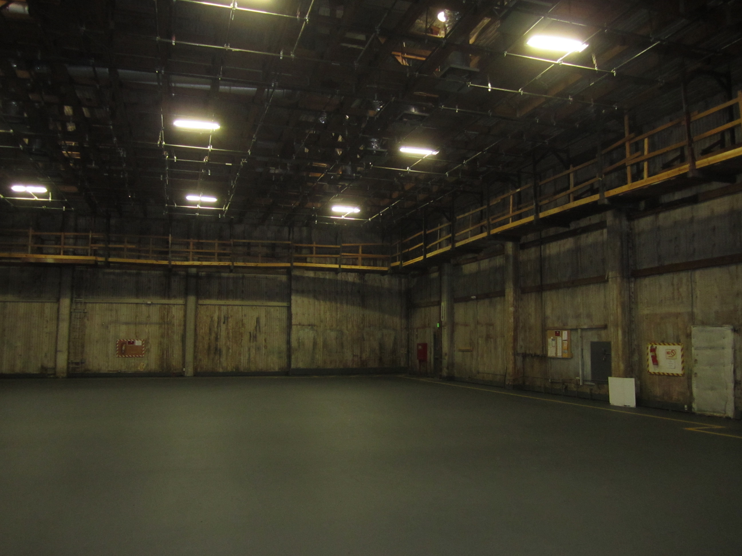 Occidental Studios Stage Two