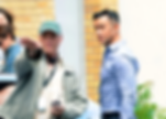 Bruce Wayne Gillies & Joseph Gordon-Levitt