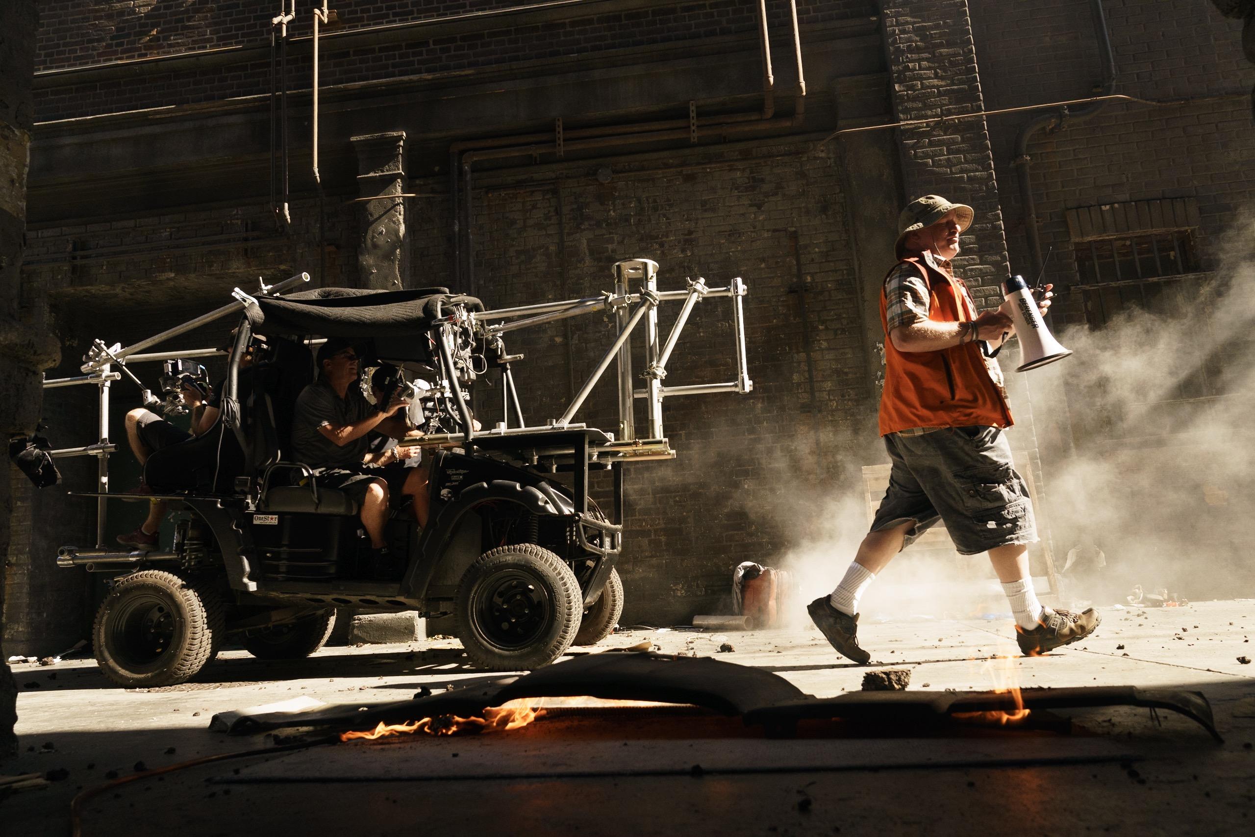 Bruce Wayne Gillies - Filmmaker