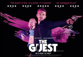 THE GUEST - Bruce Wayne Gillies