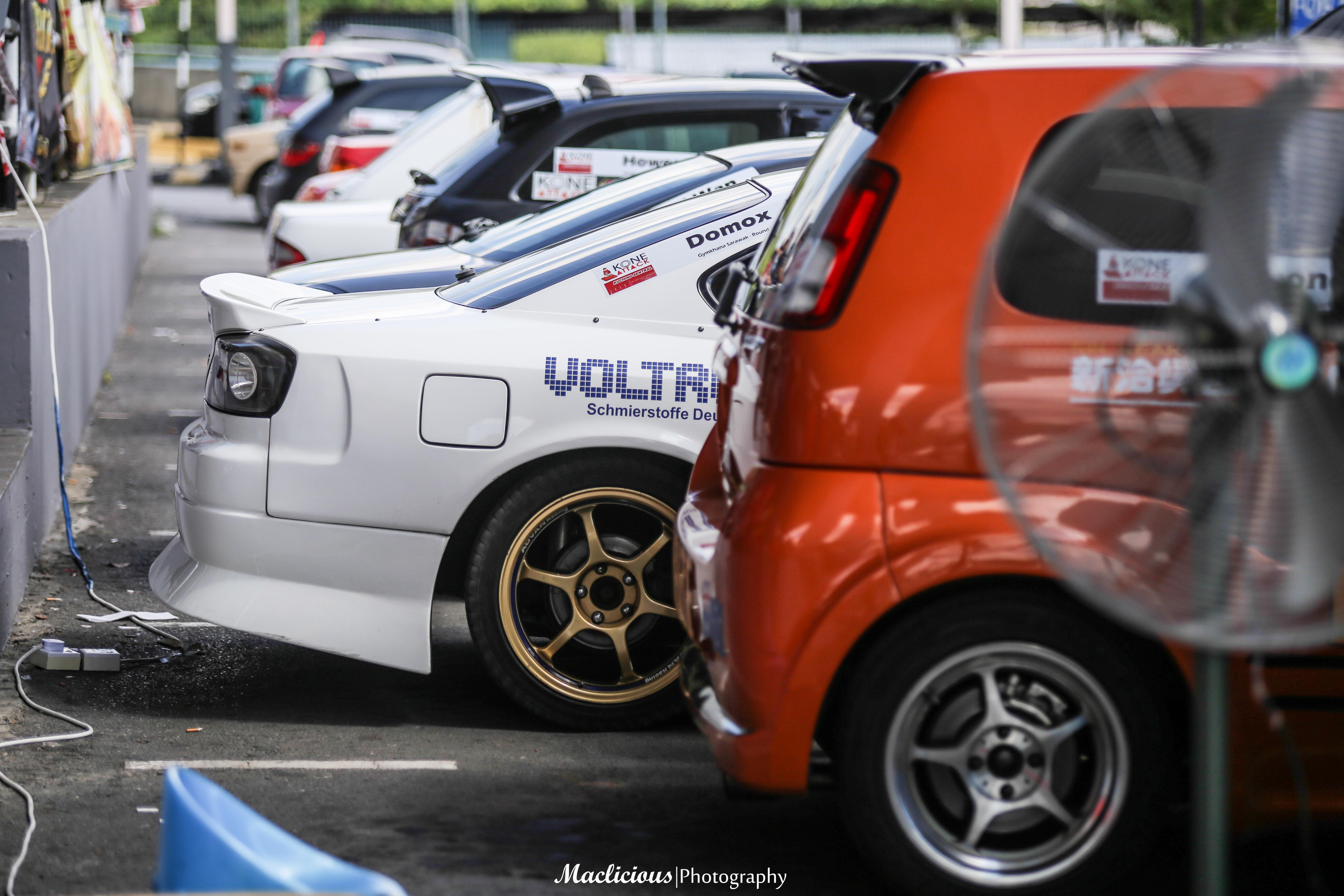 Auto Race Kuching Sentral 2015_-2