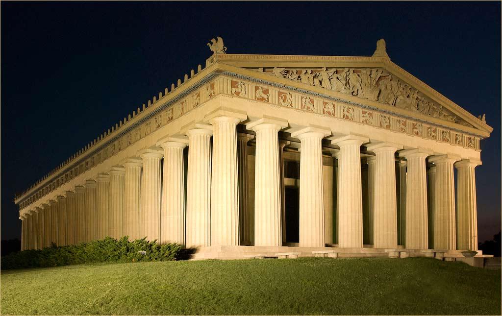 Parthenon, Centennial Park