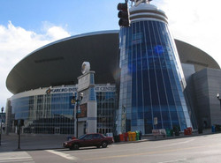 Gaylord Entertainment Center
