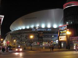 Bridestone Arena, Predators Hockey