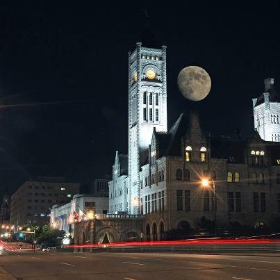 "Union Station Hotel ""Blue Moon"""