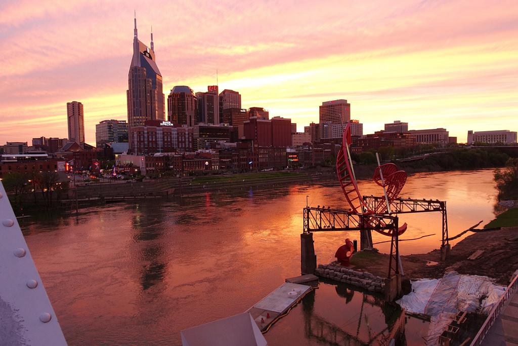 Nashville, Cumberland River
