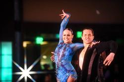 Andrey Tarasov and Yulia Kuznetsova