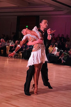 Nikolai Tarasov & Sarah Nolan
