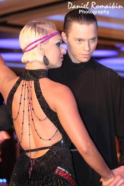 Nikolai Tarasov & Amanda Herrschaft