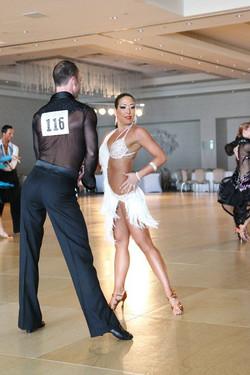 Latin Ballroom Dress