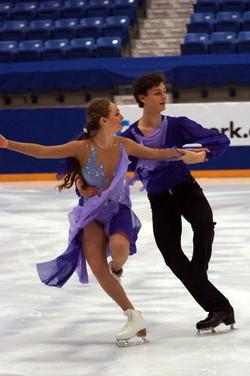 Ice Dance Costumes