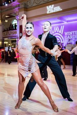 2019 Blackpool Dance Festival