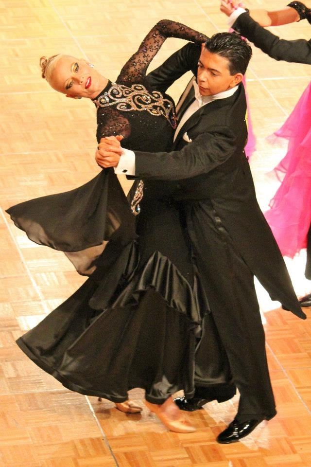 Standard Ballroom Dress