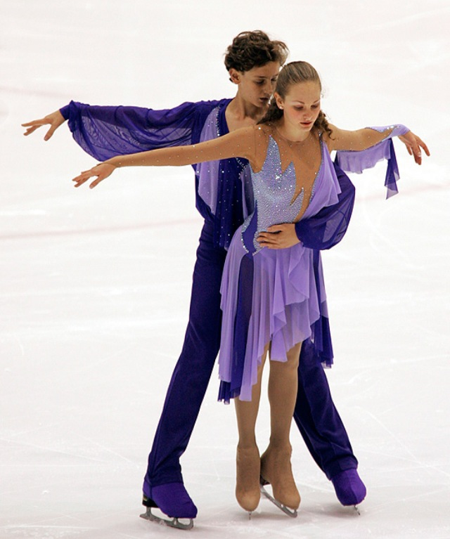 Ice Dance Costumes