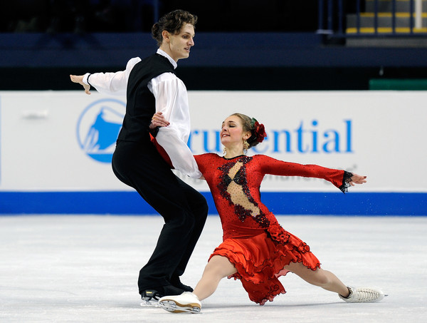 Paso Doble Ice Dance Costume