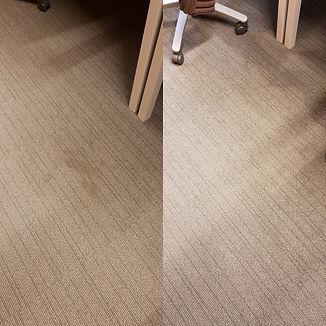 CleanLink: tapijtreininging