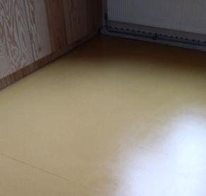 CleanLink Reinigen en behandelen van vinyl vloeren