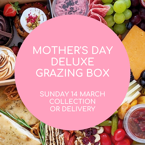 Mother's Day Deluxe Grazing Box