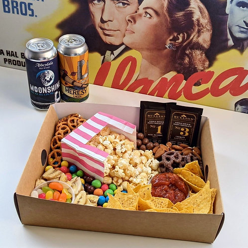 Movie Night Box