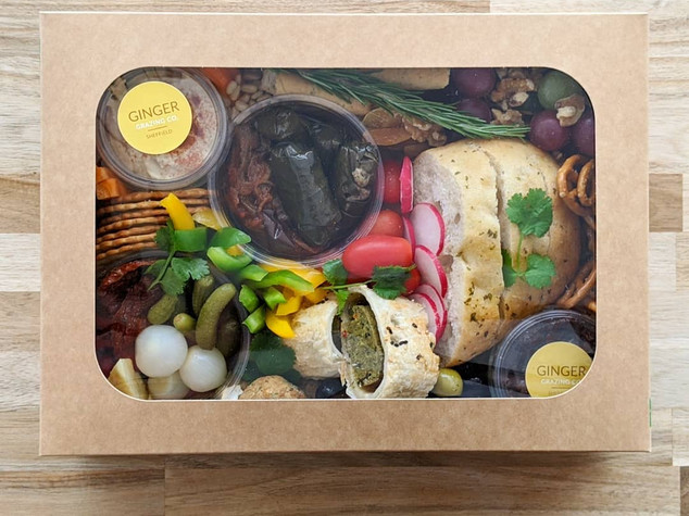 Vegan Grazing Box