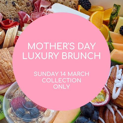 Mother's Day Luxury Brunch