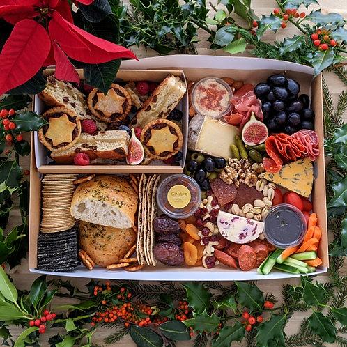 Deluxe Christmas Grazing Box